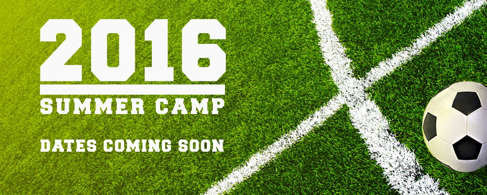 Summer Camp Dates Coming Soon
